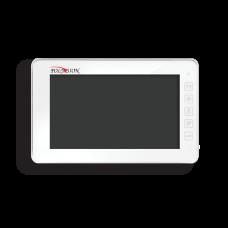 Многофункциональный сенсорный 10-дюймовый монитор видеодомофона PVD-10L v.7.1 white