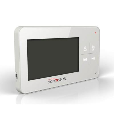 """Миниатюрный видеодомофон с 4"""" дисплеем PVD-4S v.7.4"""