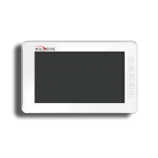 Монитор видеодомофона с памятью PVD-7M v.7.1 white (PVD-A07M2 white)