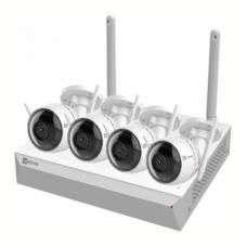 EZVIZ ezWireLessKit 4CH Готовый комплект видеонаблюдения