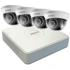 Стандартный видеокомплект HiWatch-4-6