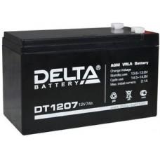 АКБ Delta-DT 12V - 7 А/Ч
