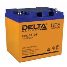 АКБ Delta HRL 12V-26  28А/Ч