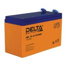 АКБ Delta HRL 12V-9   9А/Ч