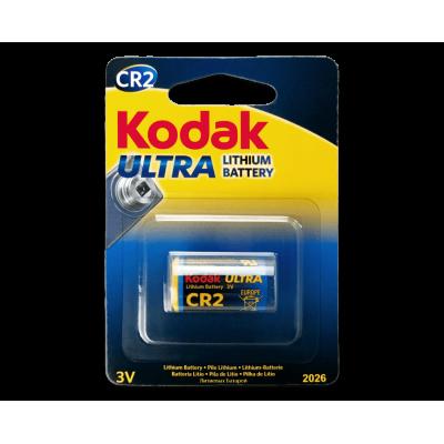 Элемент питания Kodak ULTRA CR123 3V