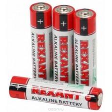 """Ультра алкалиновая батарейка AAA/LR03 """"REXANT""""1,5 V"""
