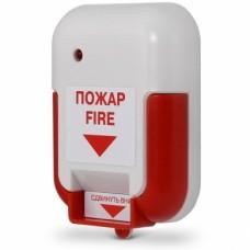 Извещатель пожарный ручной ИР-1 (белый)
