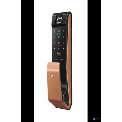 Врезной электронный дверной замок LocPro K500B4GF Series Digital Door Lock с отпечатком пальца