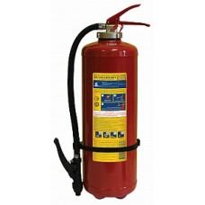 ОП-10(б)-АВСЕ МИГ Е: Огнетушитель порошковый с газовым баллоном высокого давления