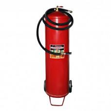 ОП-100 (з) АВСЕ: Огнетушитель порошковый, передвижной