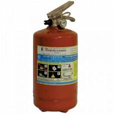 ОП-2 (з) АВСЕ: Огнетушитель порошковый закачной, переносной