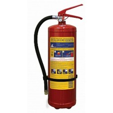 ОП-5(з)-АВСЕ МИГ Е: Огнетушитель порошковый закачной повышенной огнетушащей способности