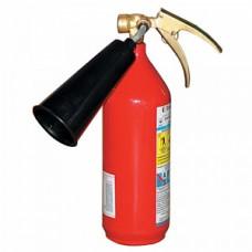 ОУ-1: Огнетушитель углекислотный, переносной