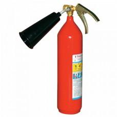 ОУ-2: Огнетушитель углекислотный, переносной