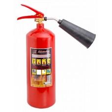 ОУ-3: Огнетушитель углекислотный, переносной