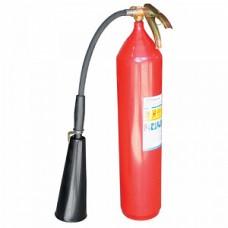 ОУ-5: Огнетушитель углекислотный, переносной