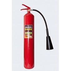 ОУ-6 ВСЕ: Огнетушитель углекислотный, переносной