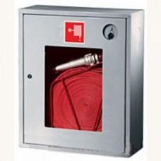 ПК-310Н: Шкаф пожарный со стеклом белый (правый)