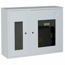 ПК-315Н: Шкаф пожарный со стеклом белый
