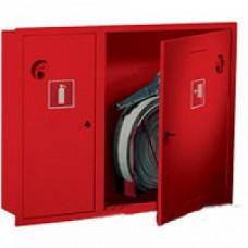 ПК-315В: Шкаф пожарный без стекла красный