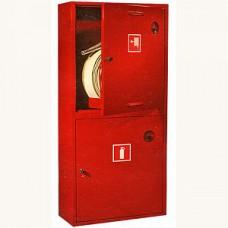 ПК-320Н: Шкаф пожарный без стекла красный