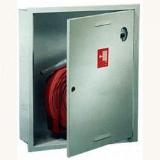 Шкаф пожарный без стекла белый (левый)) ПК-310В