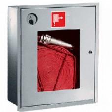 Шкаф пожарный со стеклом белый ПК-310В