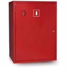 ШПО-112: Шкаф пожарный без стекла красный