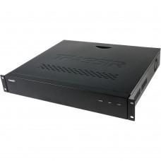 32-канальный NVR TRASSIR DuoStation AF 32-16P с 16 PoE-портами
