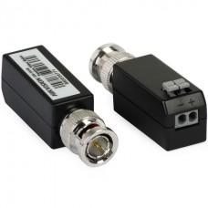 Комплект пассивных приемо-передатчиков по витой паре Hikvision DS-1H18 HD-TVI