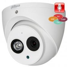 DH-HAC-HDW1220EMP-A-0360B-S3 Гибридная видеокамера Dahua