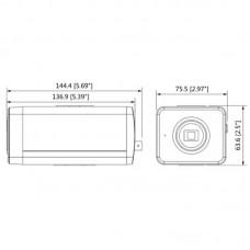 DH-HAC-HF3120RP HDCVI видеокамера