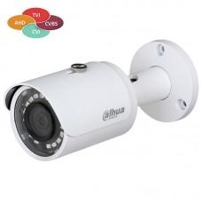 DH-HAC-HFW1000SP-0360B-S3 Гибридная видеокамера Dahua