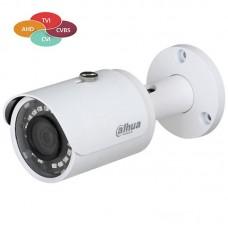 Гибридная видеокамера DH-HAC-HFW1200SP-0600B-S3 Dahua