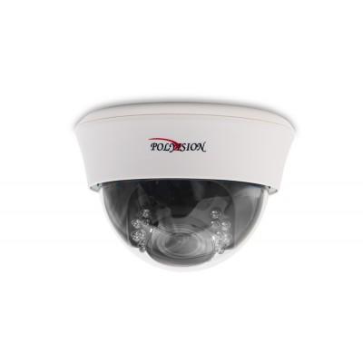 Купольная AHD 720p ИК-видеокамера (SC1135+NVP2431H) с вариофокальным объективом PDM1-A1-V12 v.9.3.6