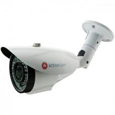 Сетевая камера-цилиндр для улицы ActiveCam AC-D2113IR3 с ИК-подсветкой и вариообъективом