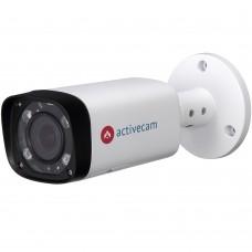 4Мп IP камера-цилиндр для улицы ActiveCam AC-D2143ZIR6 с motor-zoom и ИК-подсветкой до 60м