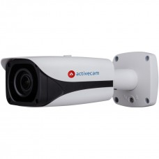 Уличная 8Мп IP камера-цилиндр ActiveCam AC-D2183WDZIR5 с motor-zoom и Smart-функциями