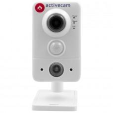 IP-камера для видеонаблюдения дома и в офисе ActiveCam AC-D7121IR1 с ИК-подсветкой