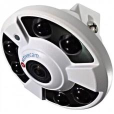 FishEye-модель ActiveCam AC-D9141IR2 с ИК-подсветкой