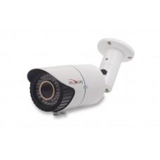 Уличная 2 Мп IP-видеокамера с вариофокальным объективом и PoE Polyvision PNM-IP2-V12P v.2.5.6