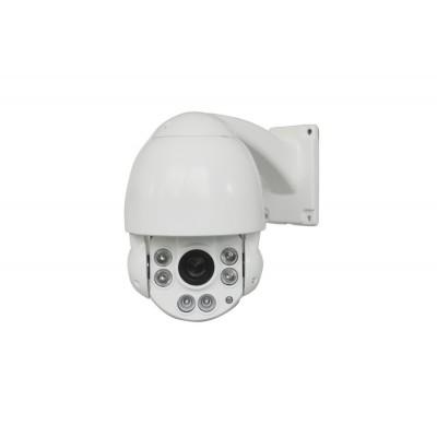 Уличная поворотная 2 Мп IP-видеокамера с 10 кратным зумом Polyvision PS-IP2-Z10 v.3.5.1