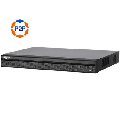 Гибридный видеорегистратор DHI-HCVR7208AN-4M Dahua
