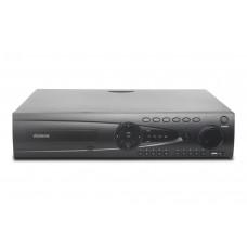 32-канальный IP-видеорегистратор на 8 жёстких дисков PVDR-IP4-32M8 v.5.9.1
