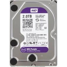 HDD 2000.0 Gb <WD20PURX>