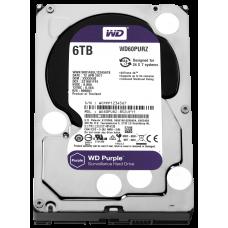 HDD 6000.0 Gb <WD60PURZ>